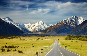 Нова Зеландия - Раят на земята